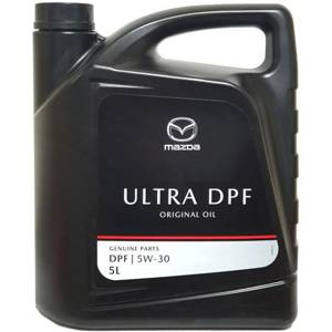 mazda original oil ultra dpf 5w30 5l olej mazda dexelia. Black Bedroom Furniture Sets. Home Design Ideas