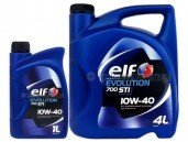 Elf Evolution 700 STI 10W40 5L (4+1)