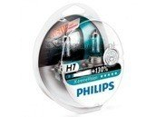 Philips H7 X-treme Vision +130% Set