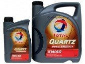 Total Quartz 9000 Energy 5W40 6L (5+1)