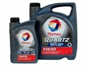 Total Quartz Ineo ECS 5W30 6L (5+1)
