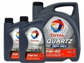 Total Quartz Ineo MC3 5W40 7L (5+2)