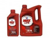Valvoline MaxLife Synthetic 5W40 5L (4+1)