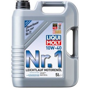 liqui moly nr 1 leichtlauf 10w40 5l niemiecki olej silnikowy. Black Bedroom Furniture Sets. Home Design Ideas
