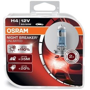 Osram H4 Night Breaker Unlimited Duo