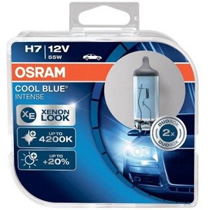 Osram H7 Cool Blue Intense Duo