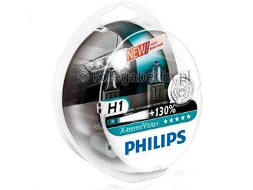 Philips H1 X-treme Vision +130% Set