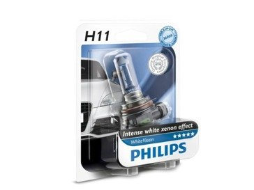 Philips H11 WhiteVision