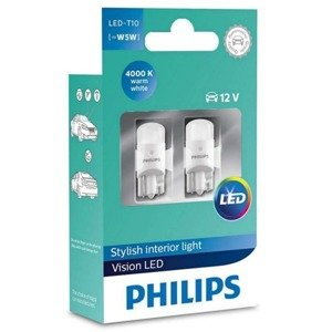 Philips X-treme Vision LED W5W T10 4000K