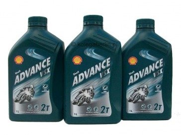 Shell Advance 2T VSX 1L