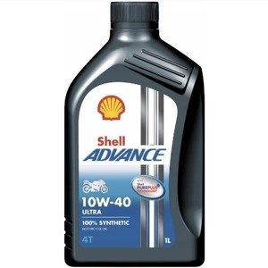 Shell Advance 4T Ultra 10W40 1L