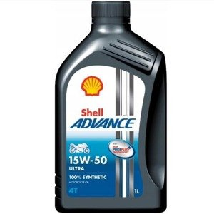 Shell Advance 4T Ultra 15W40 1L