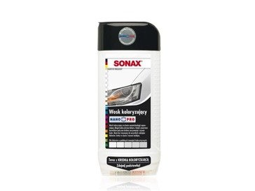 Sonax 296000 Polish & Wax Color Nano Pro biały 500ml