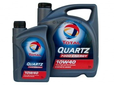 Total Quartz 7000 Energy 10W40 6L (5+1)