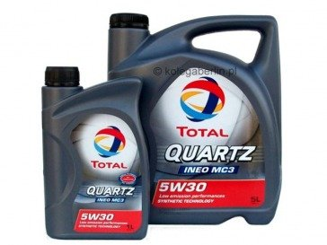 Total Quartz Ineo MC3 5W30 6L (5+1)