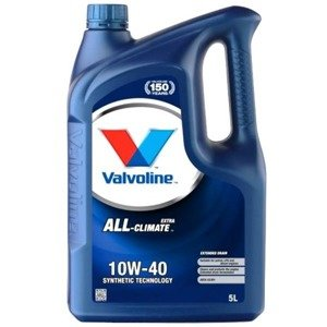 Valvoline All Climate 15W40 5L