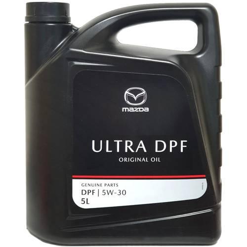 mazda original oil ultra dpf 5w30 5l olej mazda dexelia