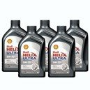 5x 1L Shell Helix Ultra Professional AM-L 5W30