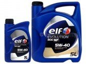 Elf Evolution 900 NF 5W40 6L (5+1)