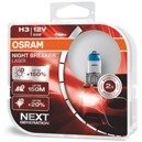 Osram H3 Night Breaker Laser Next Generation +150%