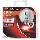 Osram H4 Night Breaker Silver +100% Duo