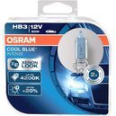 Osram HB3 Cool Blue Intense Duo