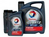 Total Quartz Ineo ECS 5W30 7L (5+2)