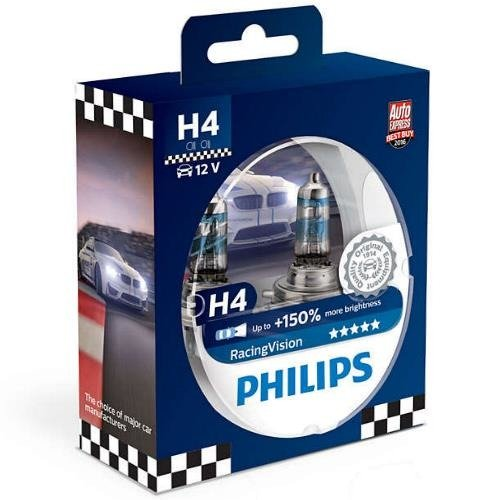 philips h4 racing vision 150 ar wki samochodowe. Black Bedroom Furniture Sets. Home Design Ideas