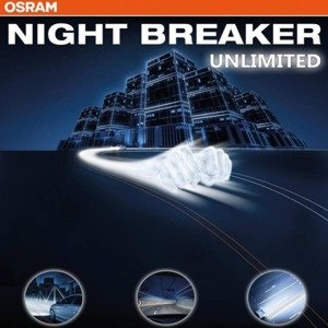 Osram H7 Night Breaker Unlimited Duo