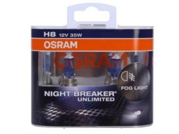 Osram H8 Night Breaker Unlimited Duo