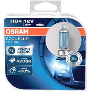 Osram HB4 Cool Blue Intense Duo