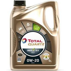 Total Quartz Ineo First XTRA 0W20 5L
