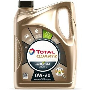 Total Quartz Ineo Long Life 0W20 5L