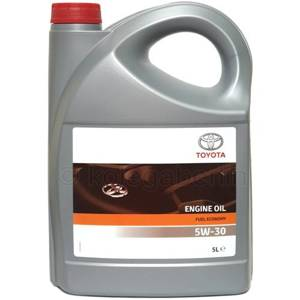 Toyota Engine Oil Fuel Economy 5W30 5L